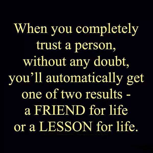 Completely Trust